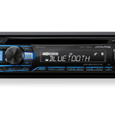 Alpine UTE-62EBT  Digital Media Receiver with Bluetooth/USB