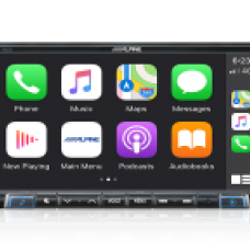 "Alpine iLX702D 7"" Apple Carplay, Android Auto Media Receiver"