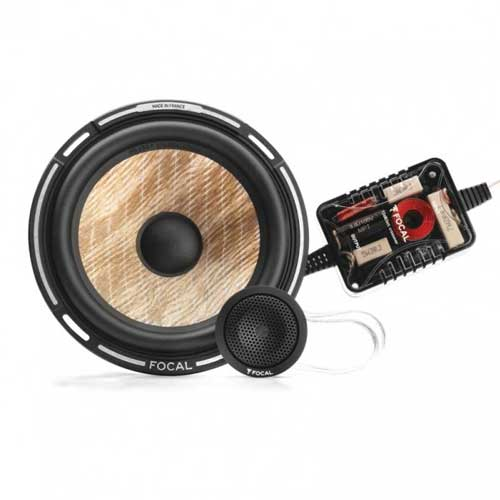 Focal PS165F Flax Cone Component Speaker