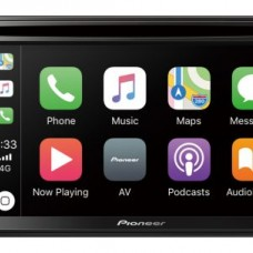 Pioneer AVH-Z2250BT Touch-screen Multimedia player with Apple CarPlay and Bluetooth.